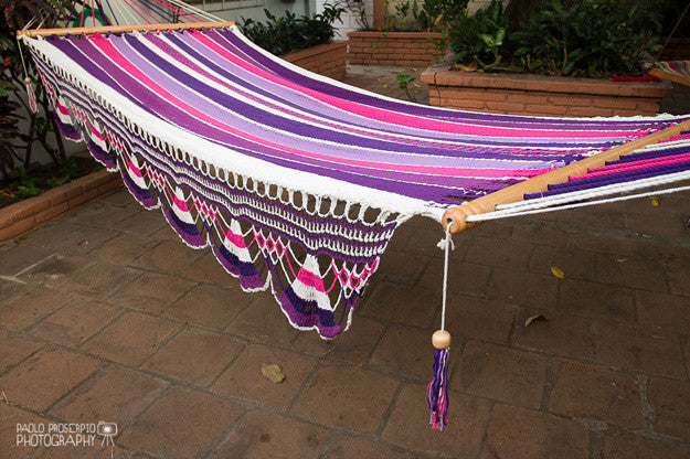 BERRY & CREAM HAMMOCK