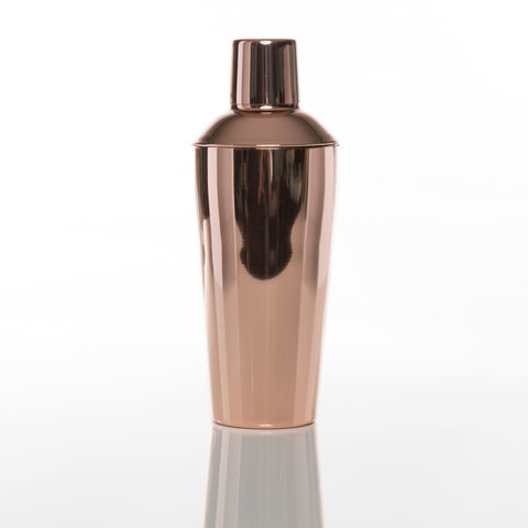 SHAKE 'EM UP COCKTAIL SHAKER - COPPER