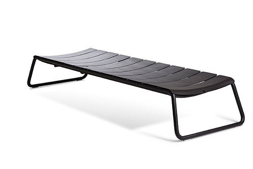ANTHRACITE CORAIL CHAISE LOUNGE