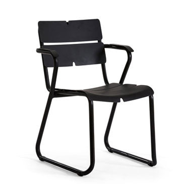 CORAIL DINING ARMCHAIR - ANTHRACITE