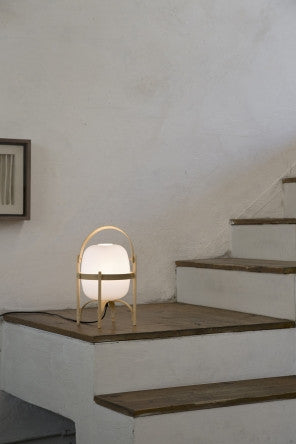 CESTA LAMP IN SITU