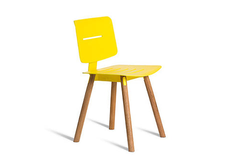 With a whiff of the Eames' in the air, the Coco chair is fun. Its colorf... click for more information