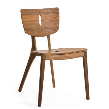 DIUNA TEAK OUTDOOR DINING CHAIR