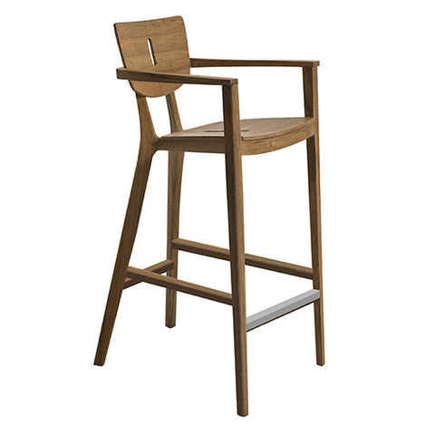 DIUNA BARSTOOL WITH ARMS