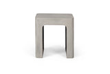MODERN MINIMALIST EDGE CONCRETE STOOL OR TABLE