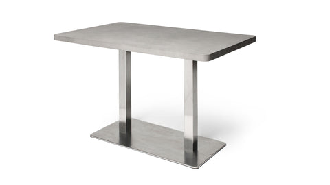 BISTRO RECTANGULAR DINING TABLE