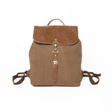 JOURNEYMAN RUCKSACK - BROWN