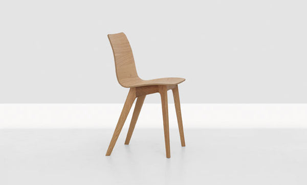 OAK MORPH DINING CHAIR