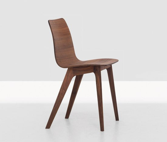 WALNUT MORPH DINING CHAIR