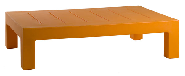 ORANGE JUT COFFEE TABLE