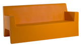 ORANGE JUT SOFA