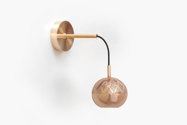 NUR COPPER SCONCE