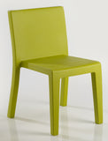 PISTACHIO JUT DINING CHAIR