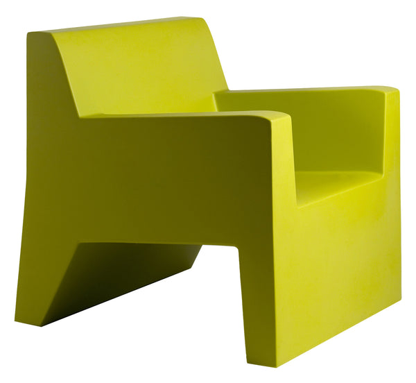 PISTACHIO JUT LOUNGE CHAIR