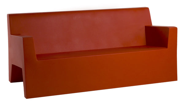 RED JUT SOFA