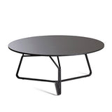 SERAC BLACK METAL COFFEE TABLE