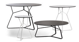 SERAC METAL TABLES