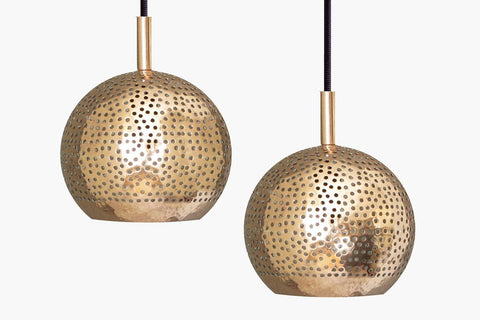SHAMS COPPER PENDANT