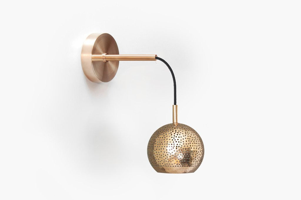 SHAMS COPPER SCONCE