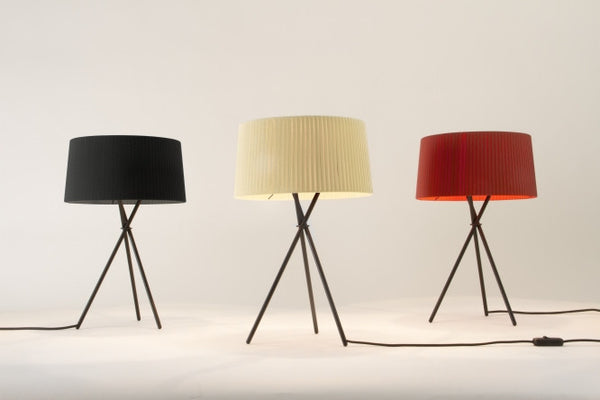 TRIPODE TABLE LAMPS