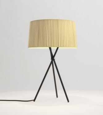 NATURAL TRIPODE TABLE LAMP