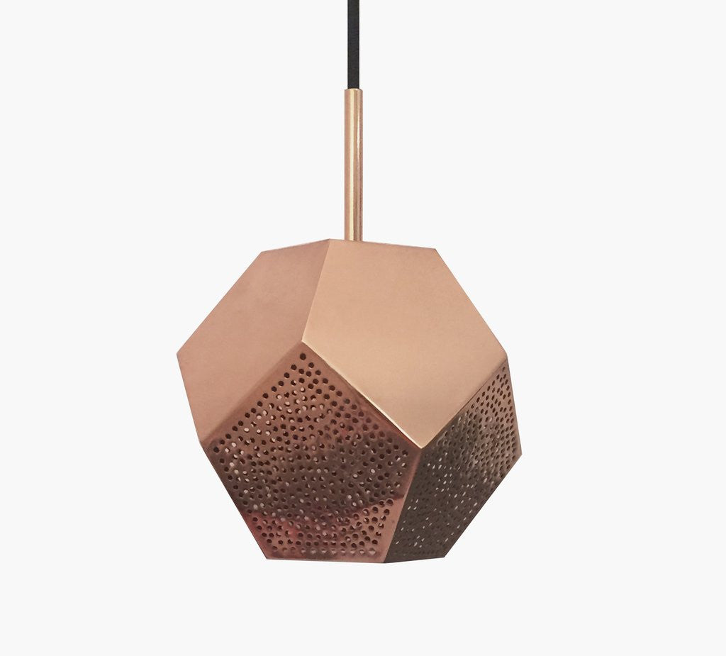 DOUNIA ULA MODERN COPPER MOROCCAN PENDANT LIGHT