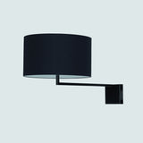 BLACK NOON WALL SCONCE
