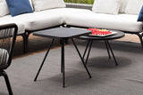 ATTOL SQUARE AND ROUND SIDE TABLES