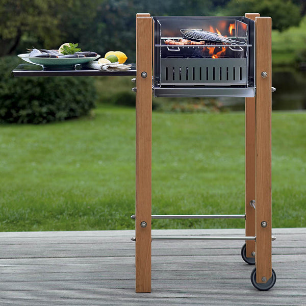 CONVERTIBLE GRILL/BAR TABLE