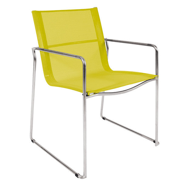 BARIARM CHAIR-LEMON
