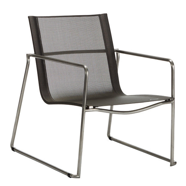 BARI LOUNGE CHAIR-BASALT