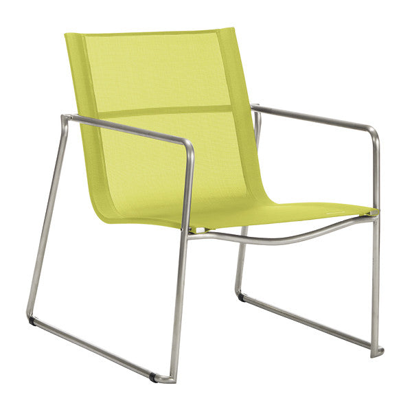 BARI LOUNGE CHAIR-LEMON
