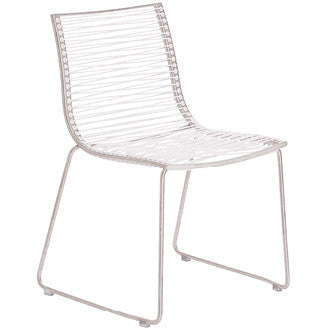 PAN DINING CHAIR-WHITE