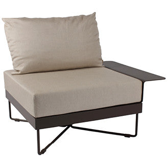 CAPE CORAL SINGLE SEAT WITH ONE ARMREST