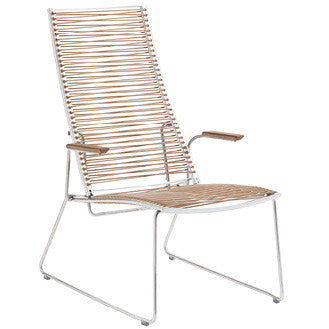 PAN LOUNGE CHAIR