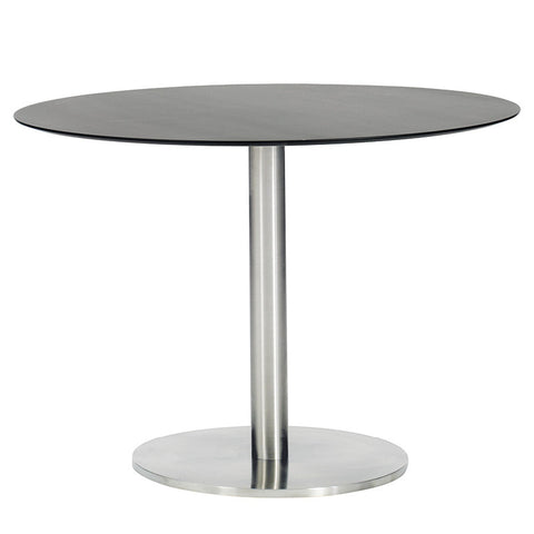 RONDA ROUND PEDESTAL TABLE
