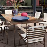 CLIFTON TABLE WITH CLIFTON DINING CHAIR