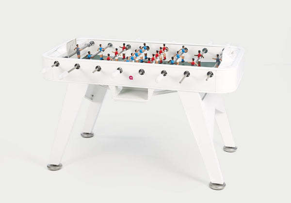 WHITE RS#2 FOOSBALL TABLE
