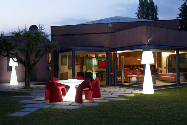 PIVOT OUTDOOR FLOOR LAMP