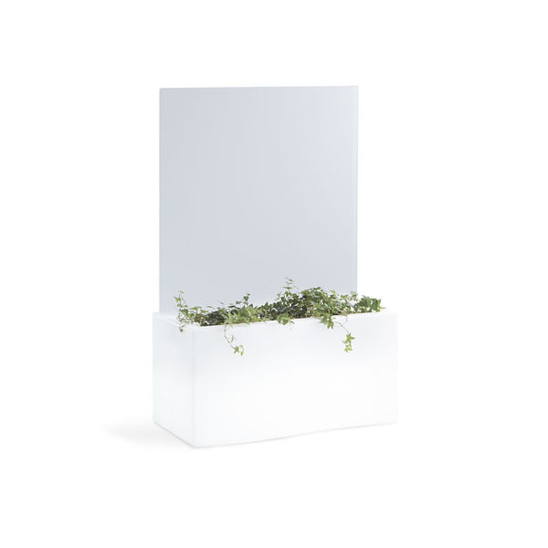 PRIVE LIGHT UP WALL PLANTER