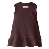 L'ovedbaby Eggplant Baby-Doll Dress & Bloomers