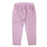 Berry Shirring Pocket Pants