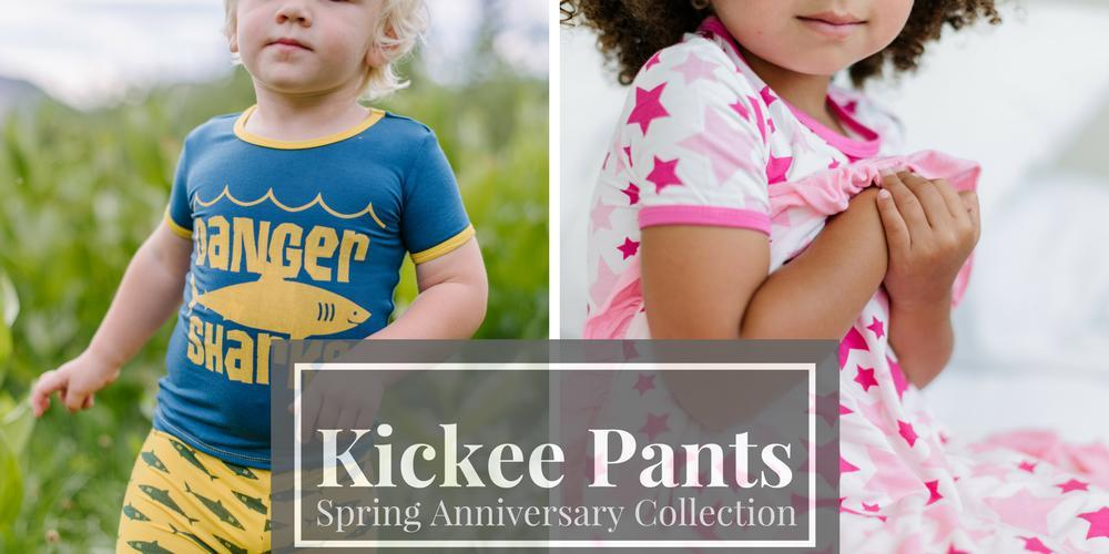 Kickee Pants Spring Anniversary Collection - Children's Bamboo Clothing