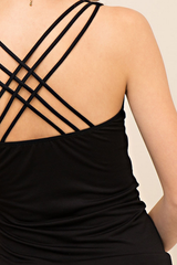 Lightweight Strappy Racerback Tank