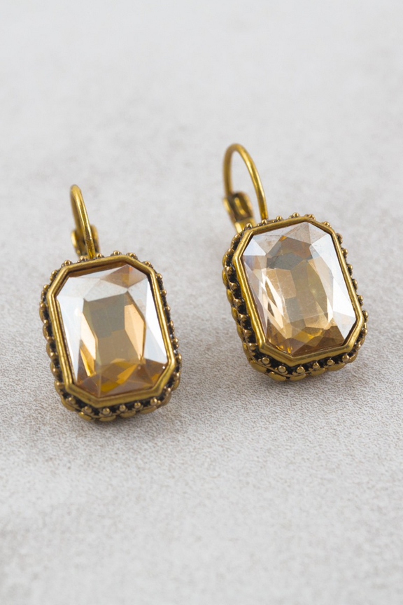 Windsor Drop Earrings