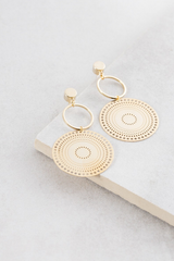 Danica Filigree Earrings