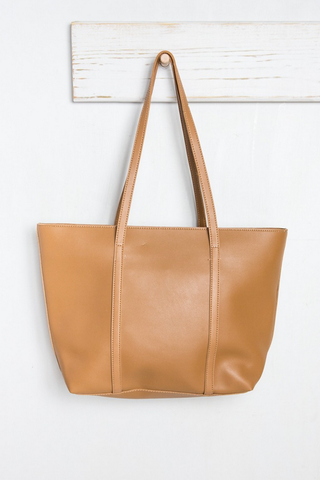 Midtown Tassel Tote Purse - 3 Colors