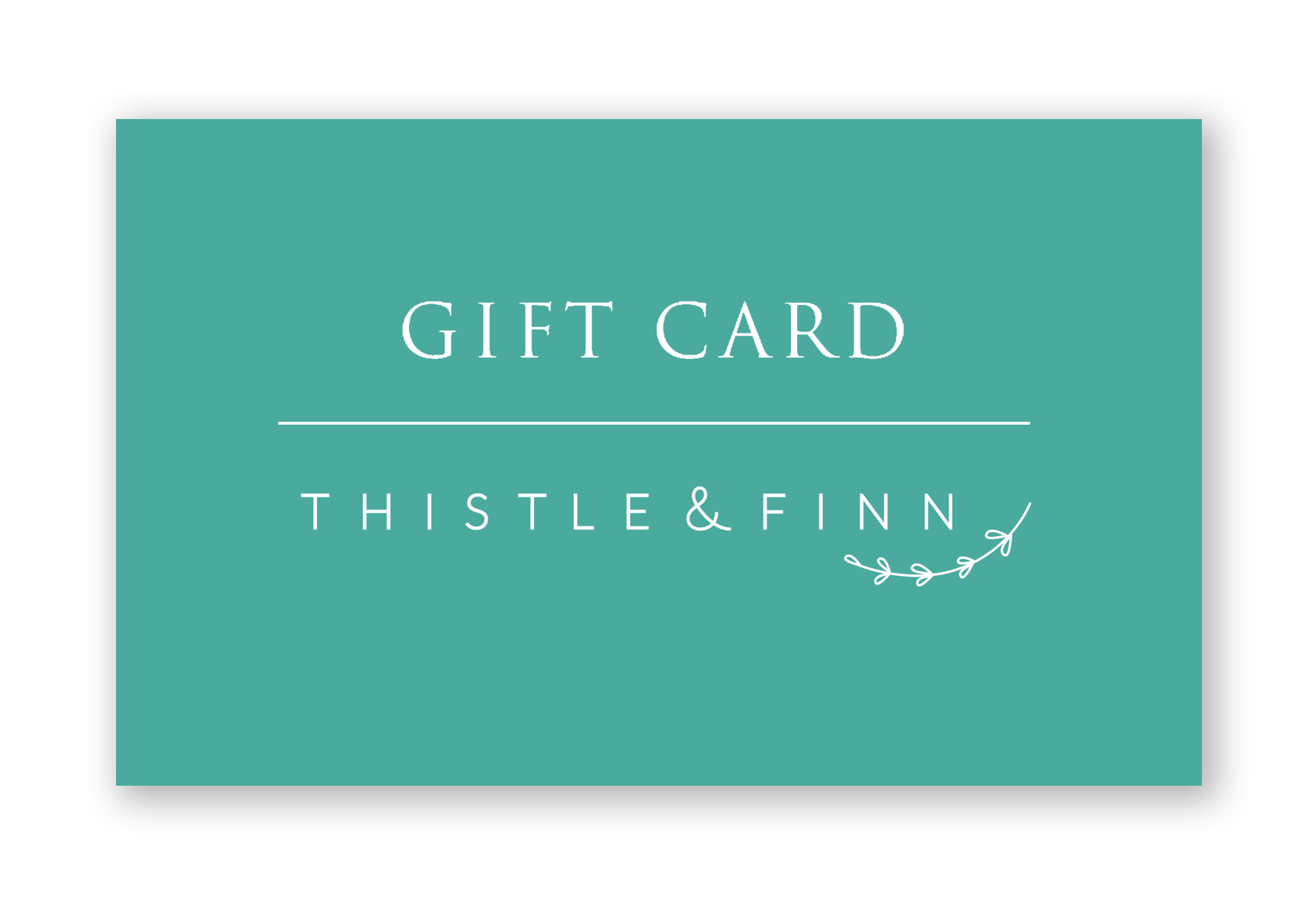 Gift Card - Multiple Quantities