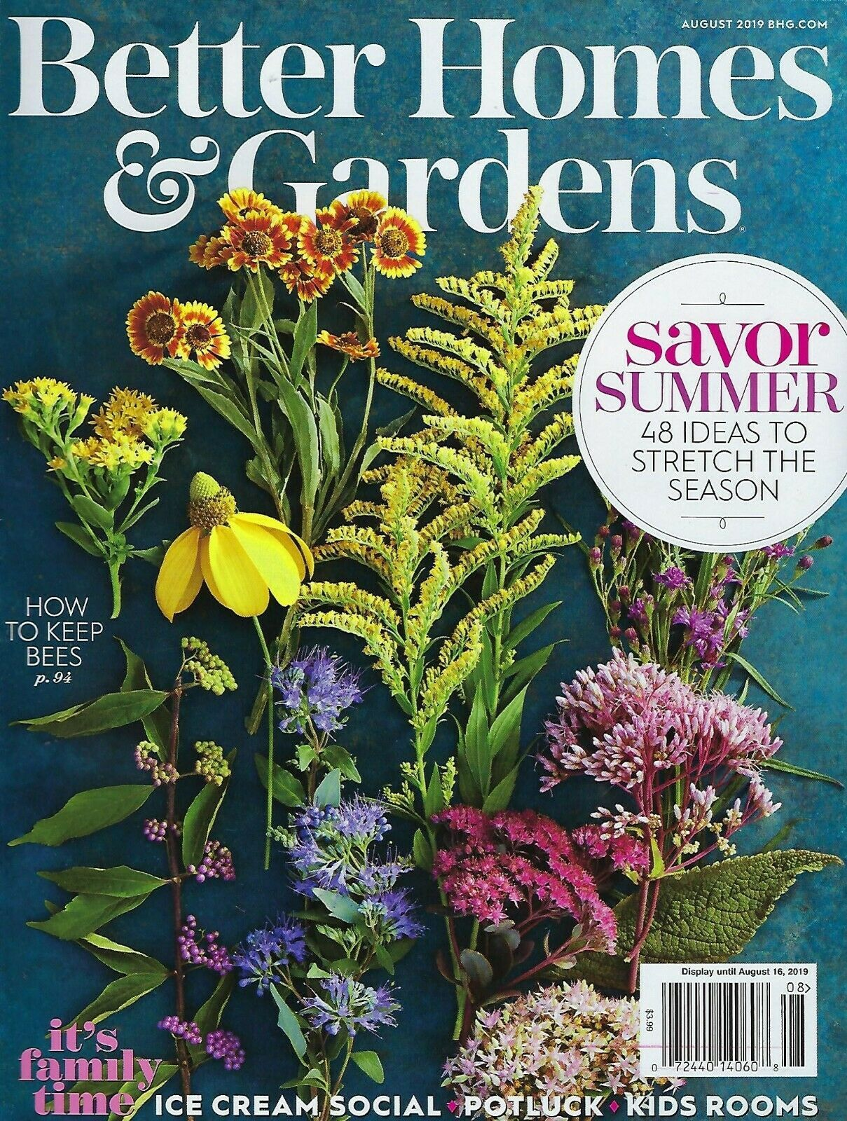 Better Homes & Gardens Magazine | Featuring Dog Threads
