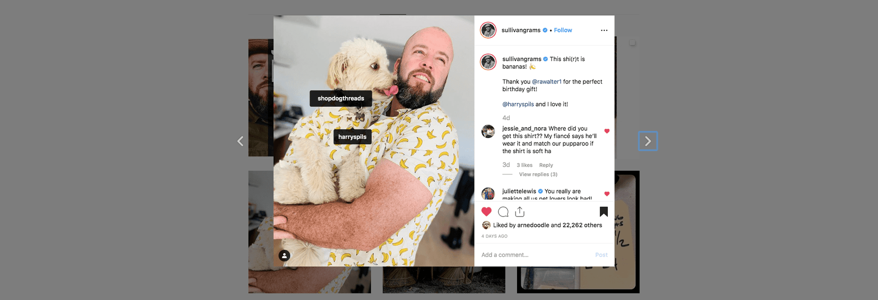 Chris Sullivan from This Is Us | Celebrities Matching Their Dogs